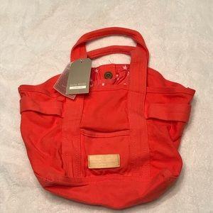 Zara girls coral Handbag new with tags